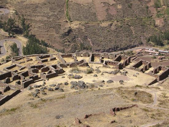 Cusco, Pérou : Pisac