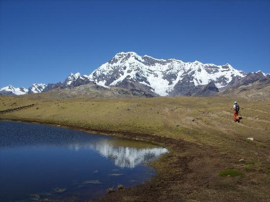Cusco, Pérou : Ausangate