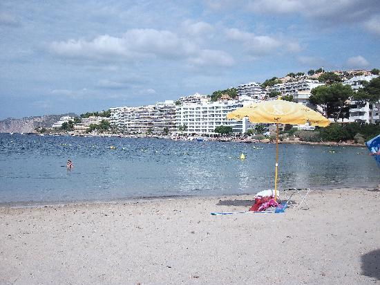 View from 406 picture of trh jardin del mar santa ponsa for Aparthotel jardin del mar