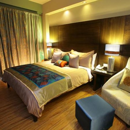 juSTa MG Road: Deluxe Room