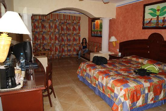 Grand Bahia Principe Coba: Habitación