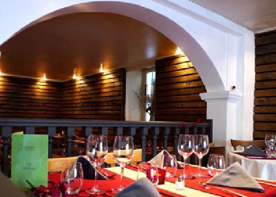 Chambéry, France : La Salle - Restaurant les Halles Chambery