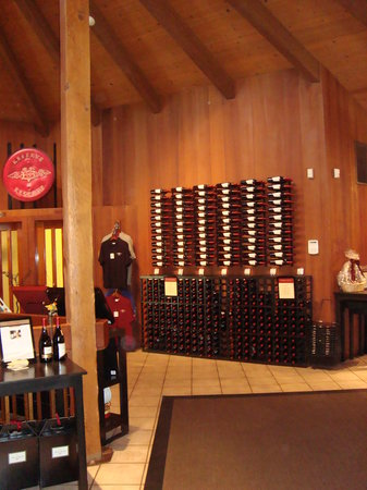 Beaulieu Vineyard: Inside BV
