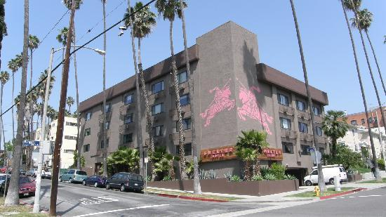 Shelter Hotels Los Angeles Exterior