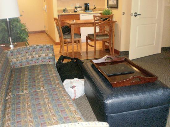 伊薩卡希爾頓惠庭套房酒店照片