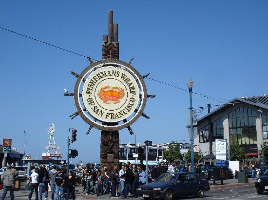 San Francisco, CA: Fisherman's Wharf
