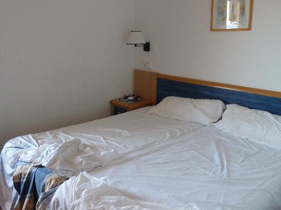 Hotel Apartamentos Portu Saler: double room