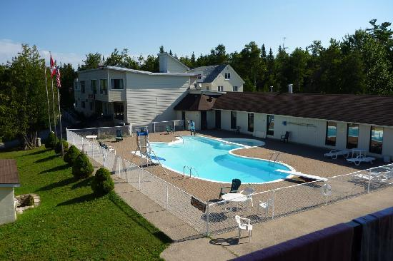 Sauble Beach Lodge: Sauble Motor Lodge pool