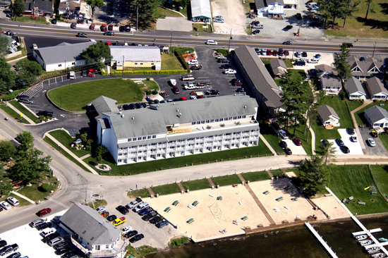 Mears, MI: lake side rooms