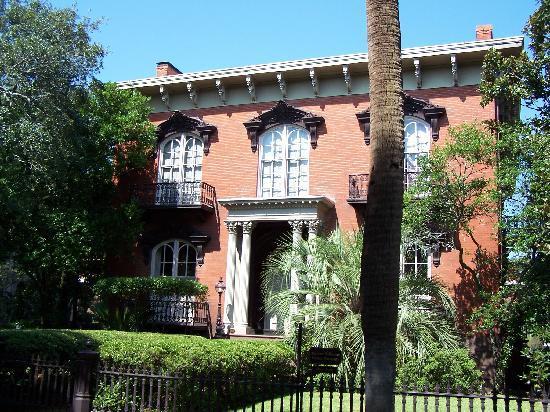 Holiday Inn Express Savannah - Historic District: Mercer House