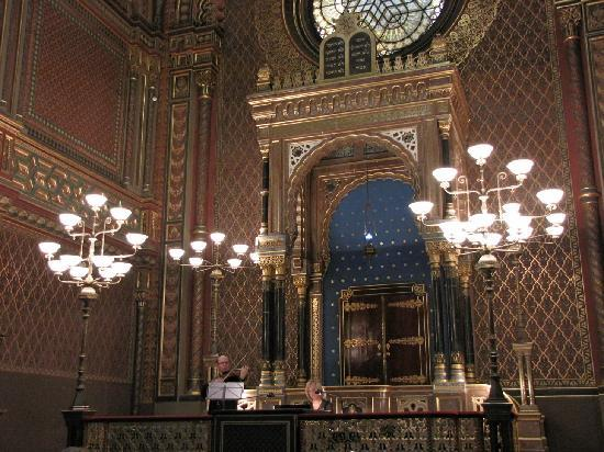 Spanish Synagogue, Jewish Museum in Prague: Concert at the Spanish Synagogue