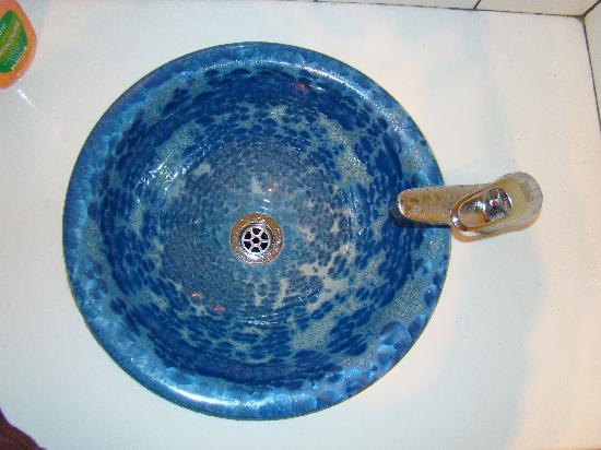 Milton Country Cottages: Beautiful Sink