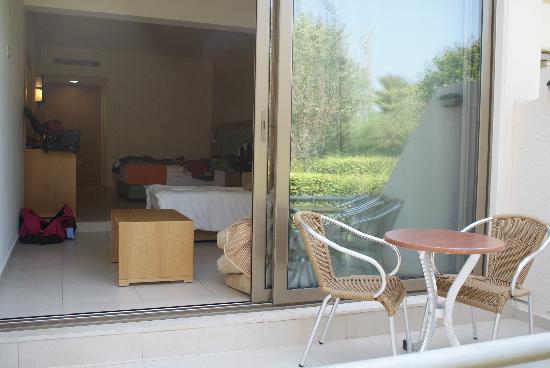 Ialyssos Bay Hotel Suneo Club: garden room - family