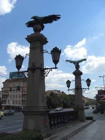 Eagles' Bridge (Orlov Most)