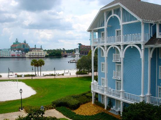 Disney's Beach Club Resort: Room View 2