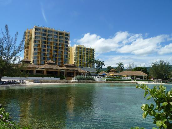 Sunscape Splash Montego Bay : Vu de l'hôtel