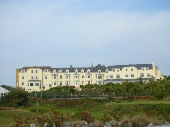 Plas darien apartments trearddur bay webcam