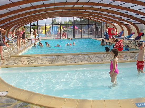 Plan du camping picture of siblu villages domaine de for Camping auvergne piscine couverte