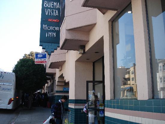 Buena Vista Motor Inn: Eingang