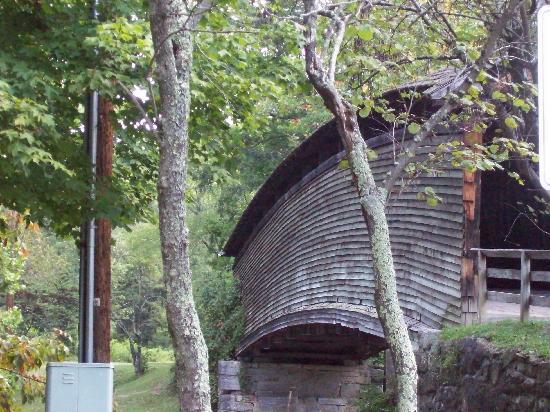 Covington, VA: Humpback Bridge