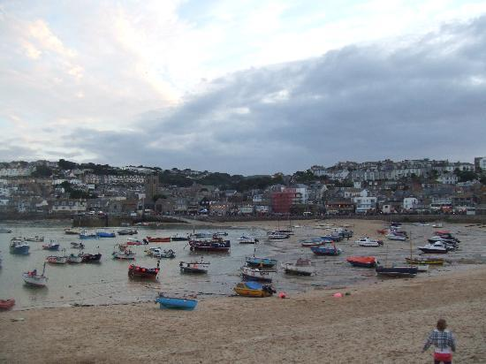 Сент-Айвс, UK: St Ives Harbour