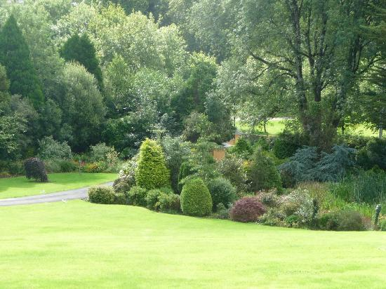 The Mustard Seed at Echo Lodge: Gardens