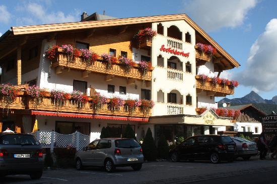 Hotel Seefelderhof: Hotel Seefelder Hof in Seefeld/Tirol