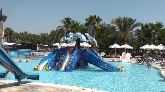Kamelya Selin Hotel: kids pool