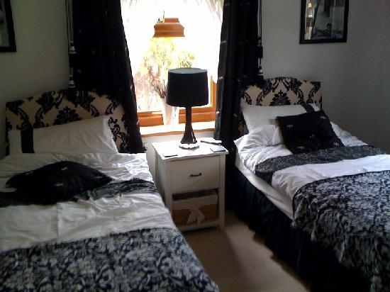 Mandalina at Masham : Twin bedroom