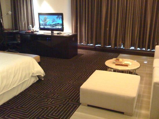 Sheraton Grand Incheon Hotel: großes Zimmer
