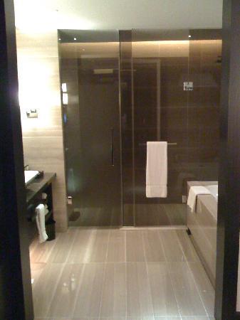 Sheraton Grand Incheon Hotel: sehr schönes Badezimmer