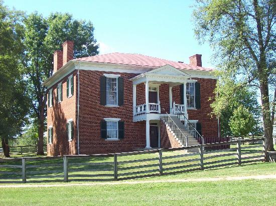 Appomattox Court House National Historical Park: Appomattox Court House National Park