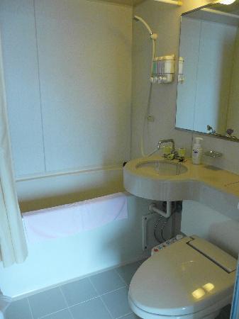 โรงแรมฮานา: Baño habitación