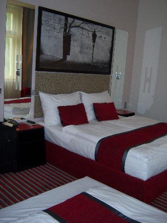 Red   Blue  Lovely Bedroom. Lovely Bedroom   Picture of Red   Blue  Prague   TripAdvisor