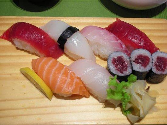 Furin Kazan: 御寿司