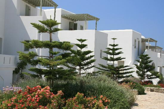 Saint Andrea Seaside Resort: les chambres