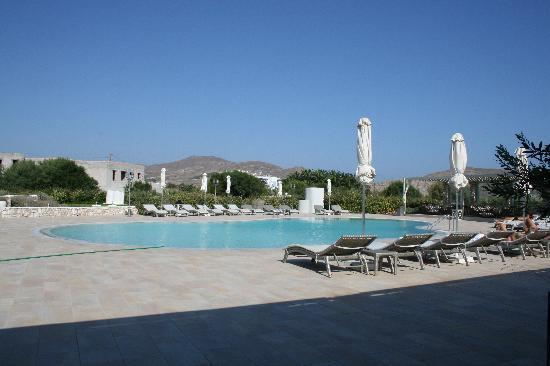 Saint Andrea Seaside Resort: la piscine