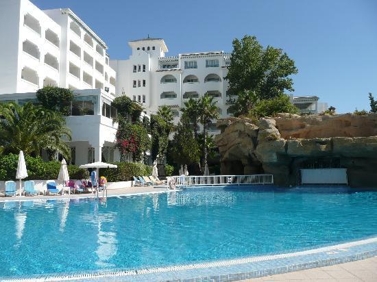 Royal Azur Thalasso Golf: Hotel Pool