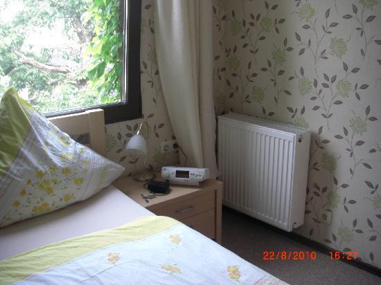 Hotel Restaurant Pfeffermuhle: Zimmerdetail