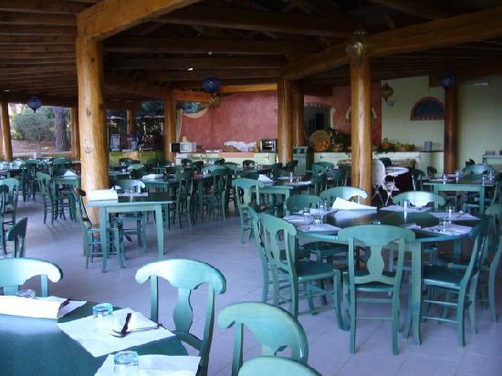 Eden Village Colostrai: ristorante