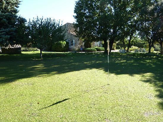 Le Mas du Magnolia: Practice Golf