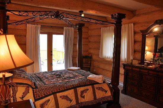 Clearwater Springs Ranch: Bedroom