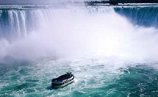 Zoom Tours: Maid of the Mist Ride2