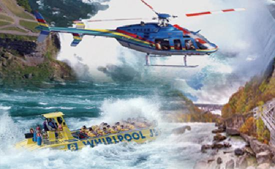 Helicopter Tour Picture Of Zoom Tours Toronto Niagara