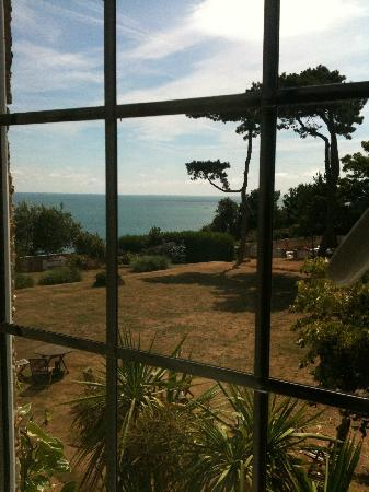 The Overstrand Hotel: 'I said the view was good!'