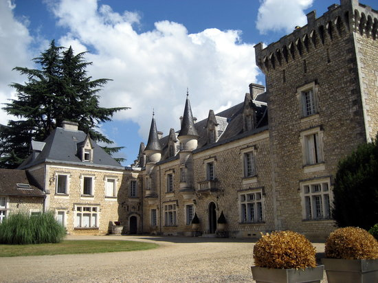 La Couronne France  city photos gallery : Chateau de la Couronne Marthon, France 35 Hotel Reviews ...