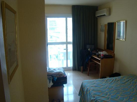 Hotel Best San Diego: PIC OF ROOM