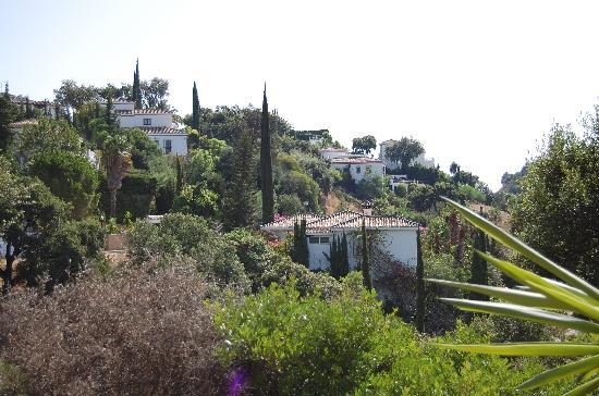Stunning White washed Villas set in the Hillside over looking the sea at  Forest Hills