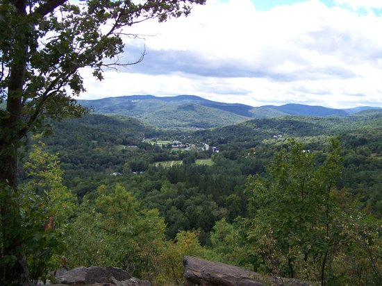 Mount Tom: Great view!