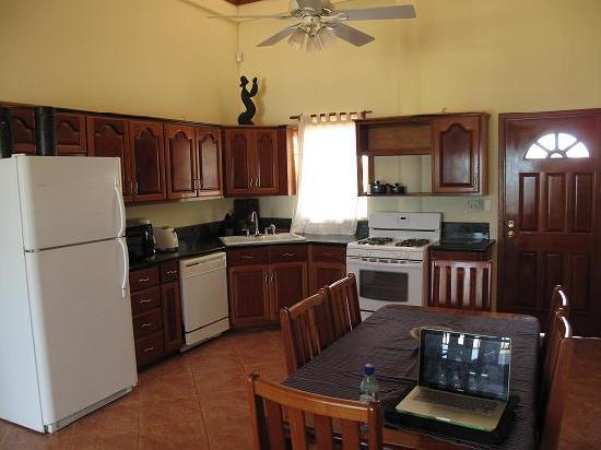 Mirasol Beach Apartment: Mirasol Kitchen View by K.Schofield